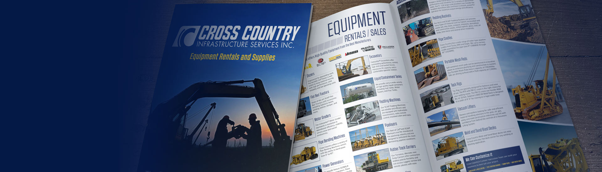 Cross Country Products and Services Brochure