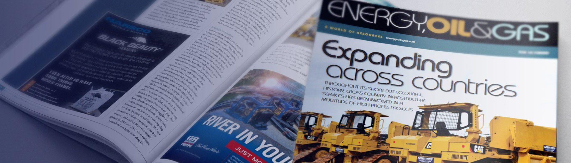 Cross Country Energy, Oil and Gas