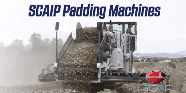 Padding Machines